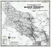 Marin County 1980 to 1996 Mylar, Marin County 1980 to 1996